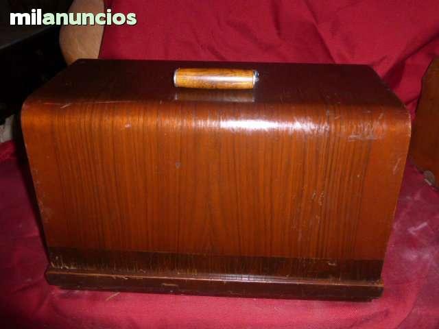 ANTIGUA MAQUINA DE COSER JONES Nº 35 - foto 8