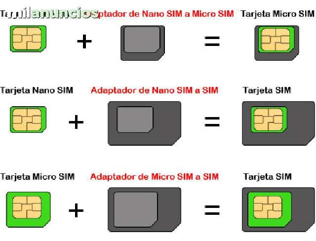 41090a3e07b MIL ANUNCIOS.COM - Adaptador tarjeta SIM A Micro iPhone 4 5