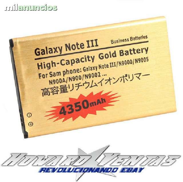 BATERIA SAMSUNG GALAXY NOTE 3 III N9000