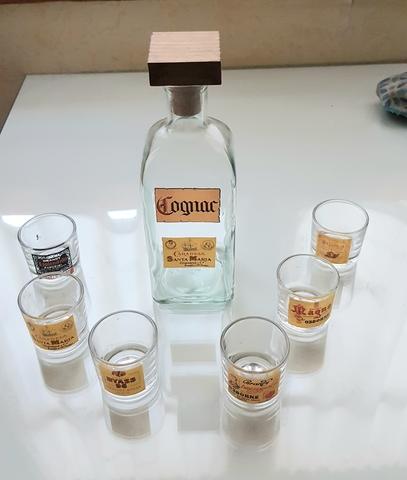 Juego De Licor De Cognac