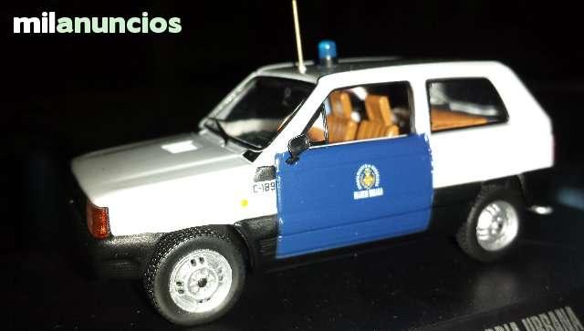 Seat Panda Guardia Urbana Ayuntamiento D