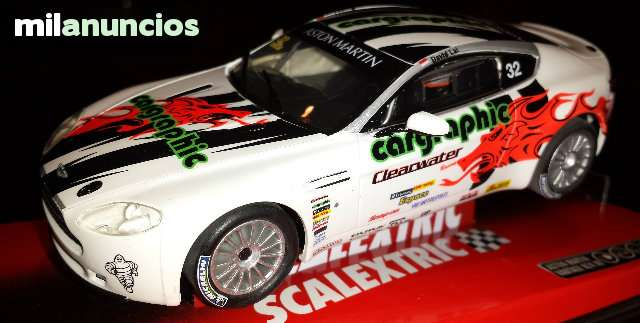 Aston Martin Escala 1:32 De Scalextric E