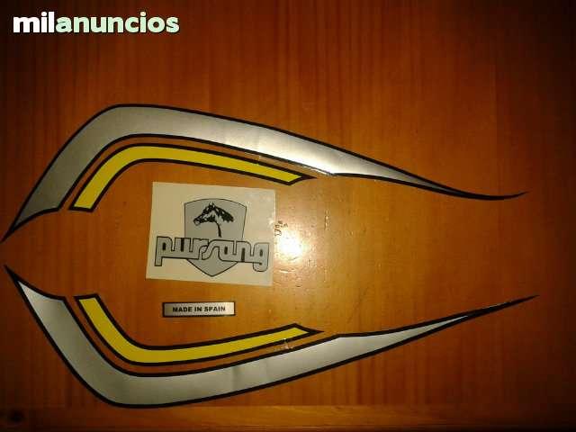 ADHESIVOS BULTACO - PURSANG MK10 370