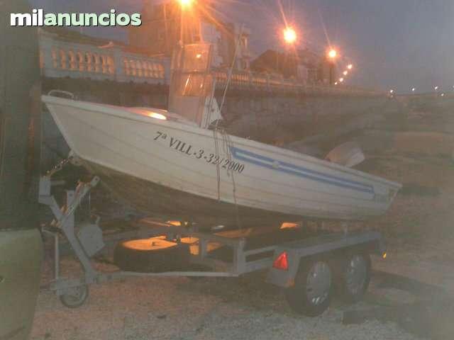 TRANSPORTES DE LANCHAS MOTOS BARCOS ETC - foto 6