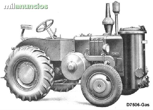 TRACTOR LANZ HNG3