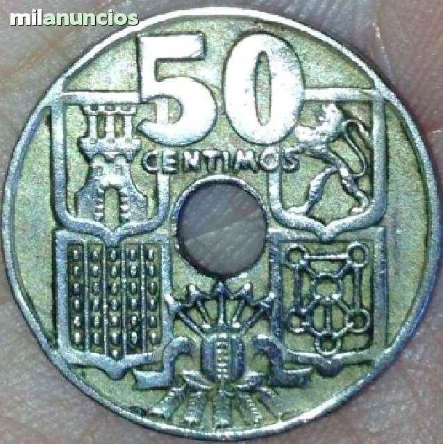 50 Céntimos 1949 Estrella 19
