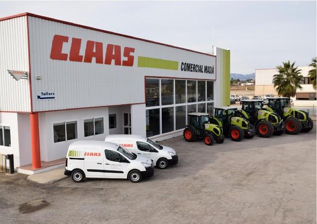 CLAAS - ARION - LEXION - foto 2