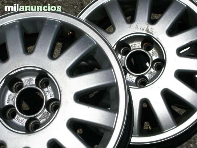 LLANTAS DE ALUMINIO AUDI - 15 PULGADAS