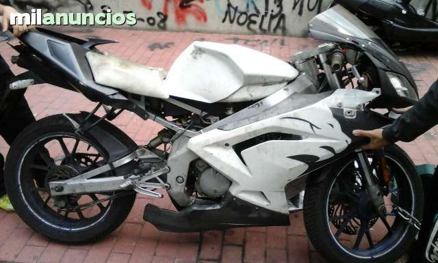 DESPIECE APRILIA RS 50-GPR 50