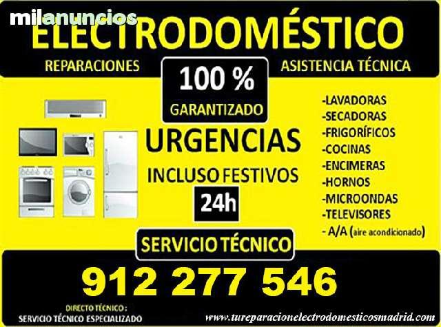 REPARACIÓN ELECTRODOMÉSTICOS EN MADRID - foto 1