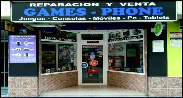 GAMESPHONE, SERVICIO TECNICO