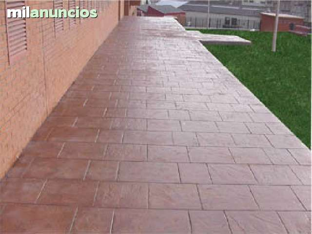HORMIGON IMPRESO Y PULIDO DESDE 12, 5€/M2 - foto 1