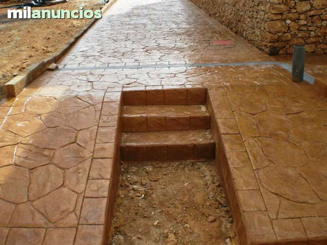 HORMIGON IMPRESO Y PULIDO DESDE 12, 5€/M2 - foto 2