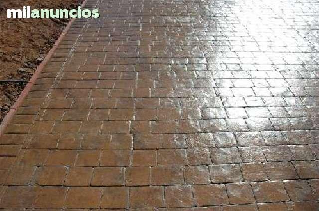 HORMIGON IMPRESO Y PULIDO DESDE 12, 5€/M2 - foto 3