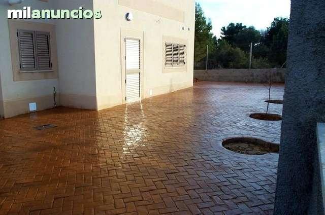 HORMIGON IMPRESO Y PULIDO DESDE 12, 5€/M2 - foto 8