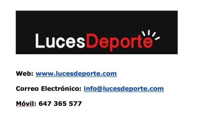 LUCES LED DE 1800 A 7000 LUMEN