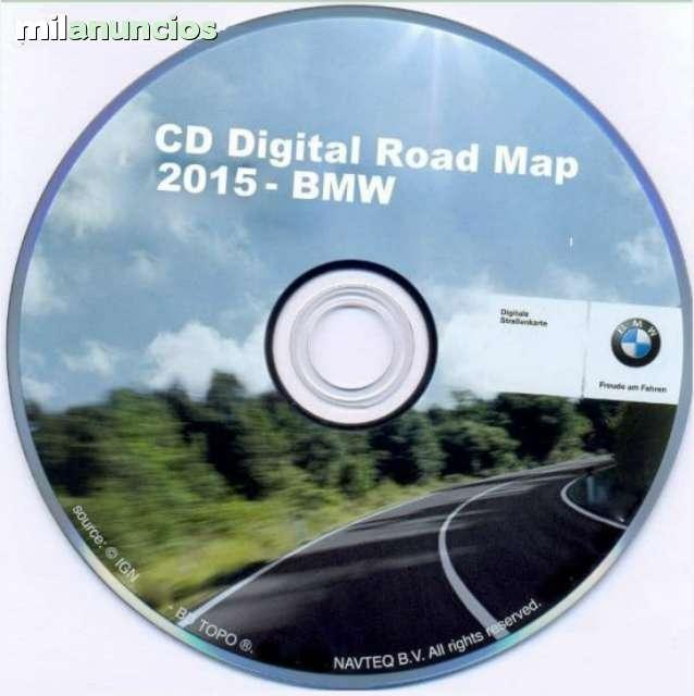 BMW DVD CD ACTUALIZACION GPS MAPAS 2017
