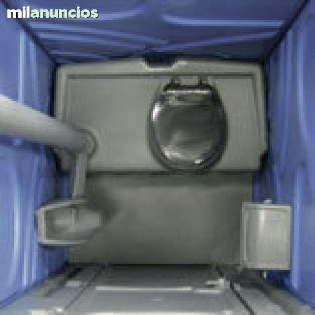 ALQUILER  DE SANITARIOS PORTATILES WC - foto 3