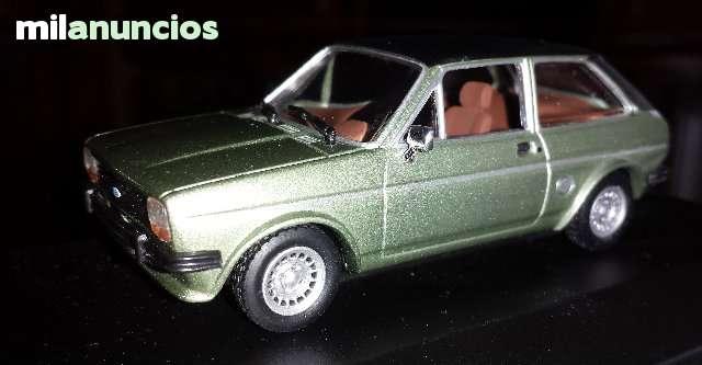 Ford Fiesta De Solido En Caja No Origina