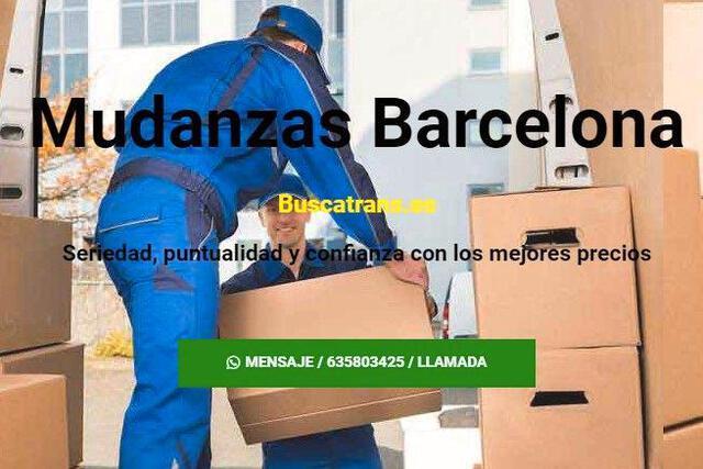 MUDANZAS BARATAS HOSPITALET 635803425 - foto 3