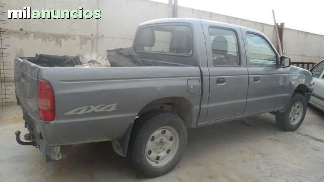 DESPIECE MAZDA B2500 TURBO 4X4