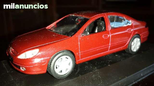 Peugeot 607 De Norev En Caja No Original