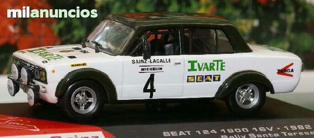 Seat 124 1800 16V Rallye Santa Teresa 19