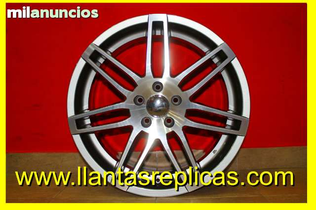 KIT LLANTAS 18 19 ITALY RS4 NEW PULIDAS