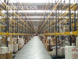 ESTANTERÍAS INDUSTRIALES - foto 2