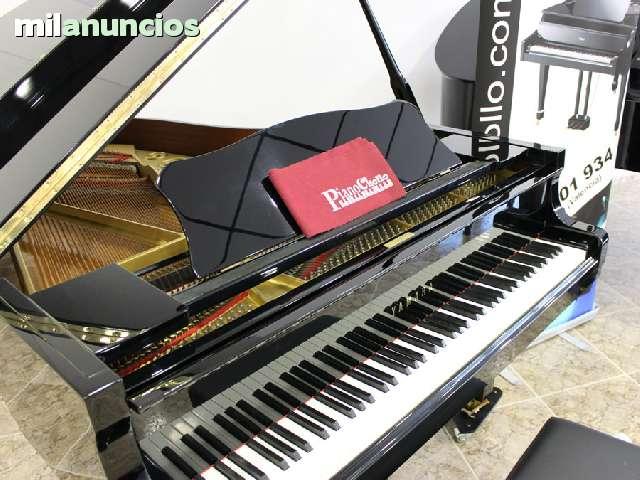 PIANO YAMAHA COLA C3  RENOVADO - foto 1