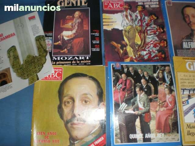 Lote Revistas Varias