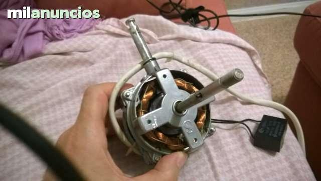 Motor De Ventilador Pie