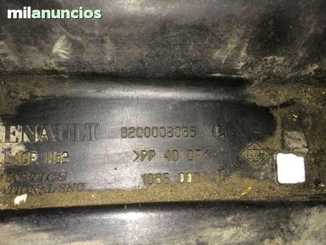 SOPORTE BATERIA MOTOR G9T 8200003065