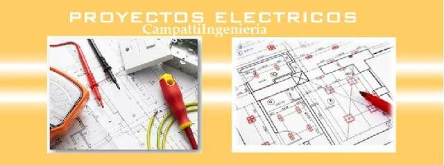PROYECTOS ELECTRICO - foto 1
