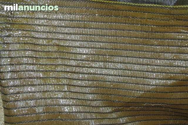 MALLAS SOMBREO OCULTACIÓN 0, 575€/M2 - foto 1