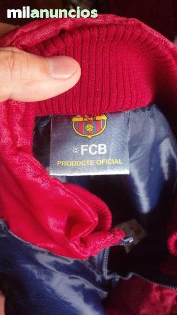 CHAQUETA O CAZADORA OFICIAL FC. BARCELONA - foto 3