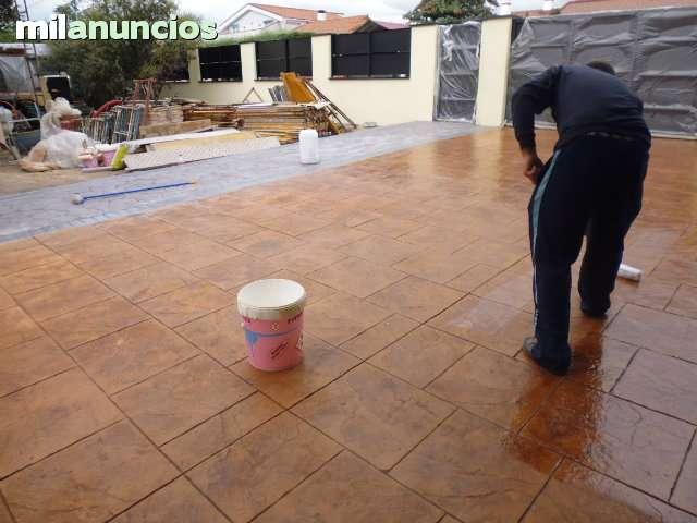 HORMIGON IMPRESO Y PULIDO  642889032 - foto 3