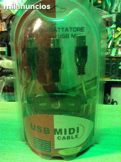 USB MIDI - foto 1