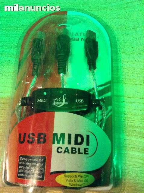 USB MIDI - foto 2