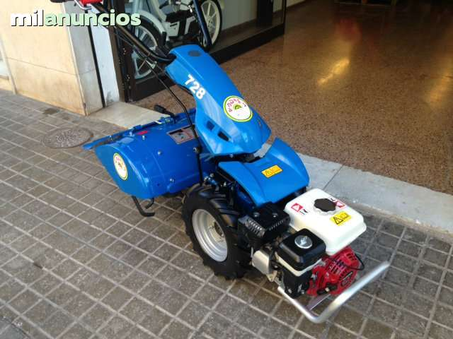 MOTOCULTOR BCS NUEVO - 728 HONDA GX200