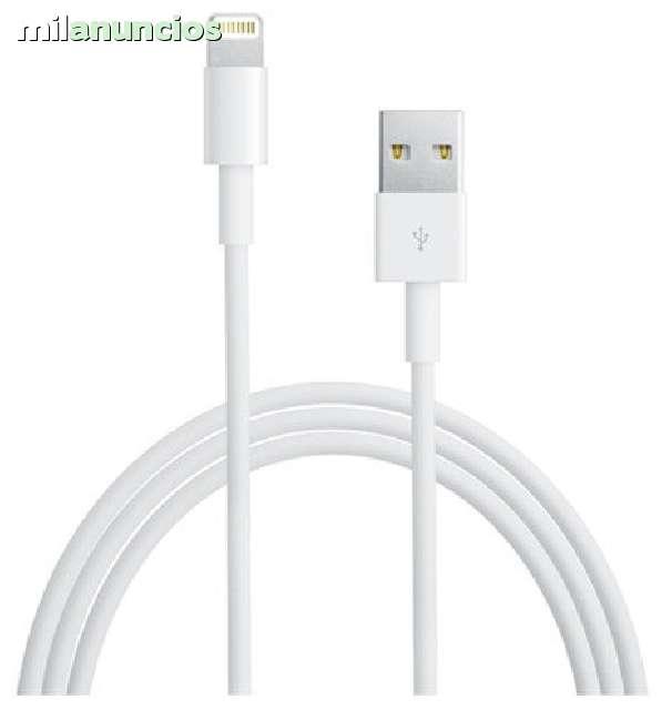 CABLE DATOS CARGADOR USB PARA IPHONE 5 - foto 2