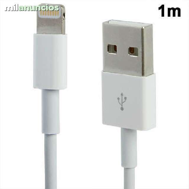 CABLE DATOS CARGADOR USB PARA IPHONE 5 - foto 4