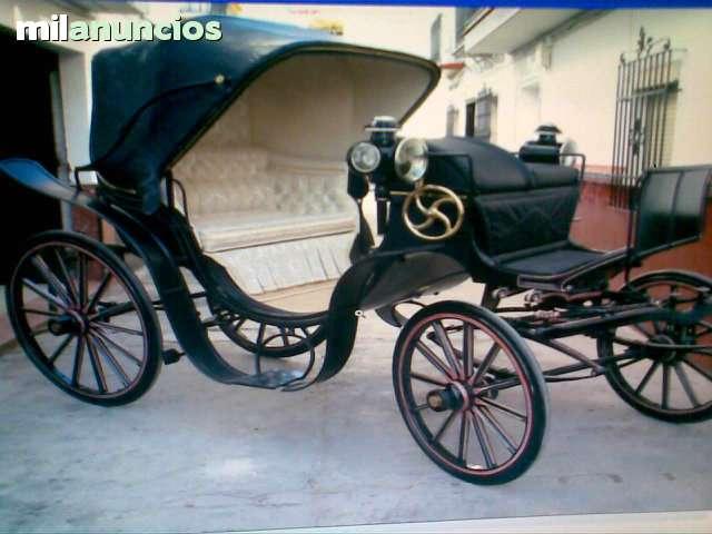 COCHE DE CABALLOS MILORD SEVILLA