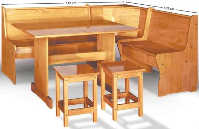 MIL ANUNCIOS.COM - Rinconera de pino. Muebles de cocina ...