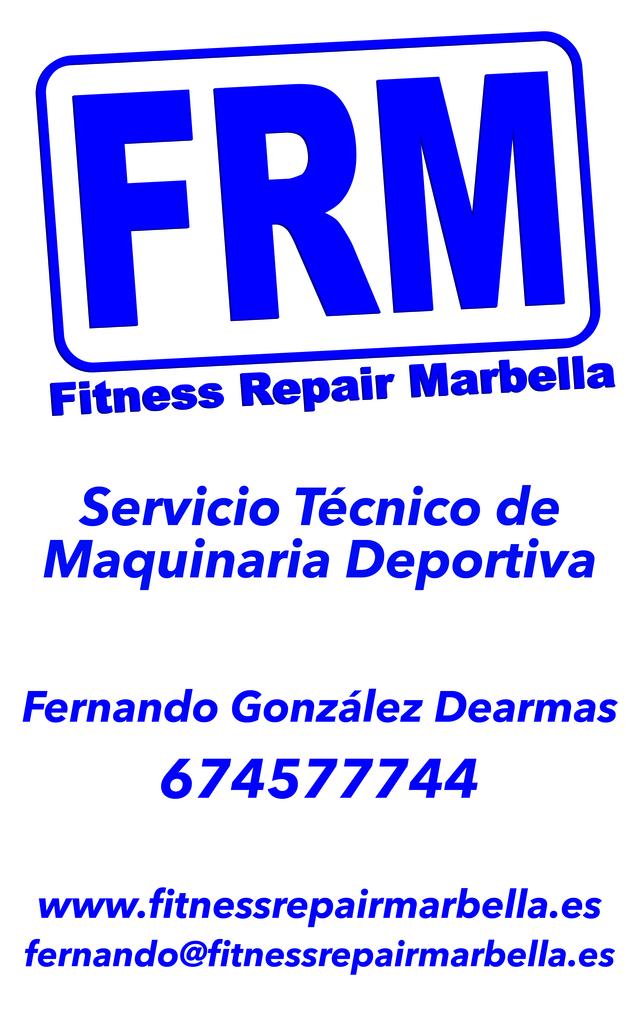 FITNESS REPAIR MARBELLA (FRM) - foto 1