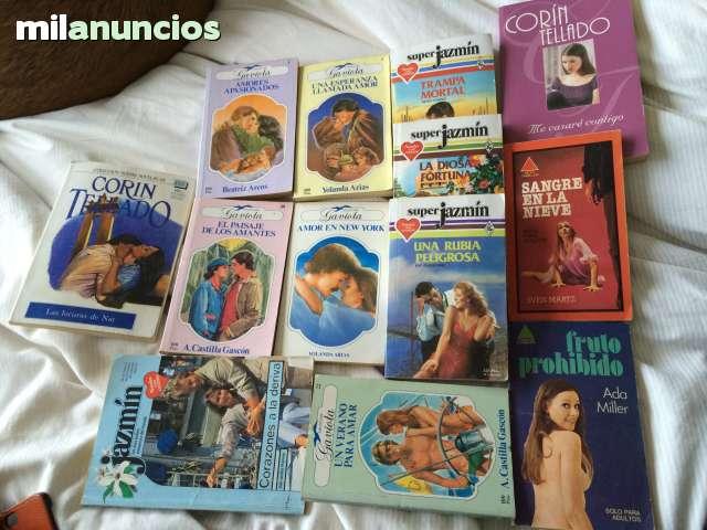 LIBROS ROMANTICOS BARBARA JAZMIN LA GAVI - foto 1