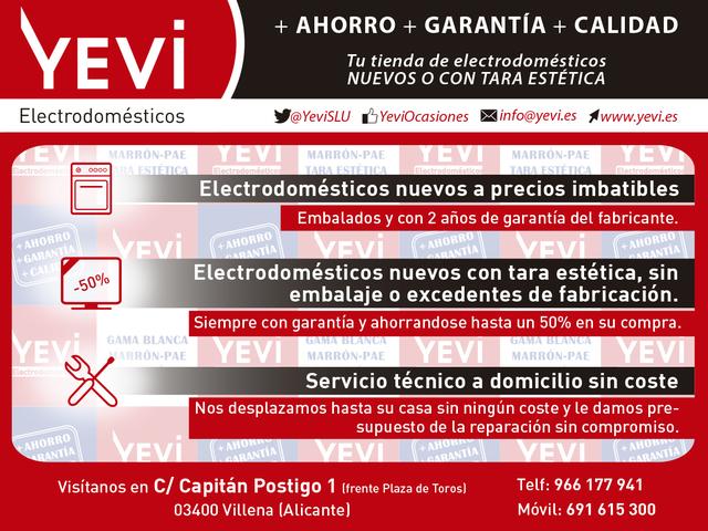 ELECTRODOMÉSTICOS NUEVOS Y TARA - foto 9