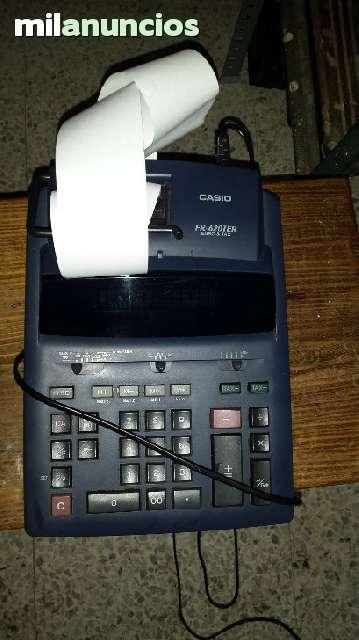 Caluladora Casio Fr 620 Ter Euro & Tae