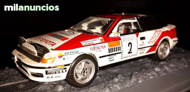 Toyota Celica Gt4 1990 Rally Acropolis S