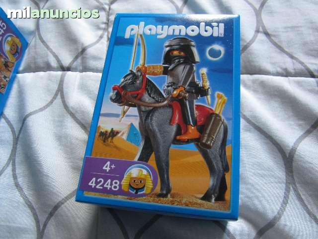 PLAYMOBIL ROMA 4248 LADRÓN EGIPCIO